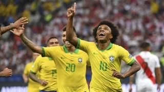 Goles, fútbol y clasificación: Brasil goleó 5-0 a Perú | 180