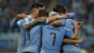 Uruguay jugará ante Perú o Colombia en cuartos | 180