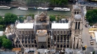 Incendio en Notre Dame: cigarrillo mal apagado o un cortocircuito | 180