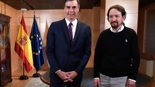 Sánchez acusa a Iglesias de romper negociación para formar gobierno en España | 180