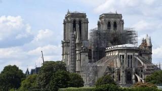 El proyecto de ley para la restauración de Notre Dame, a un paso de ser adoptado | 180