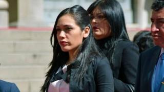 Bolivia tiene por unas horas a su presidenta más joven | 180