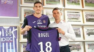 Agustín Rogel fichó por el Toulouse francés | 180
