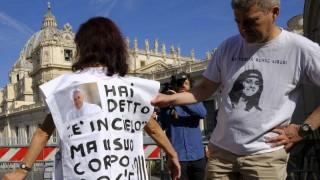 Abren dos osarios en el Vaticano con la esperanza de desentrañar el caso Orlandi | 180