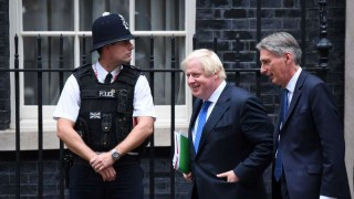 Boris Johnson, a las puertas de Downing Street | 180