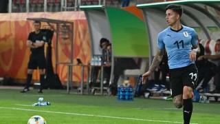 Brian Rodríguez es la novedad de Tabárez | 180