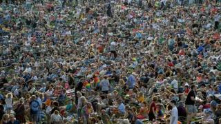 Cincuenta años después, los hippies vuelven a Woodstock | 180