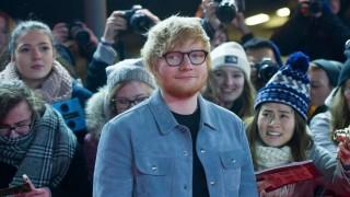 Exposición homenajea a estrella del pop británico Ed Sheeran | 180