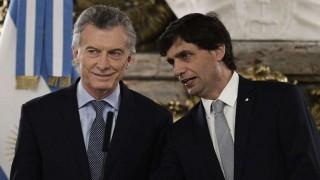 Argentina: nuevo ministro de Economía promete estabilizar el cambio y cumplir meta fiscal | 180