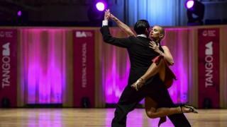 La ola feminista llega al tango en el mundial de Buenos Aires | 180