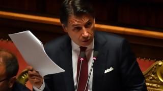 Italia sin gobierno tras renuncia de primer ministro | 180