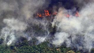 Bolsonaro moviliza tropas contra incendios en la Amazonía y rechaza presión internacional | 180