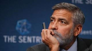 George Clooney llama al mundo a actuar contra corrupción en Sudán del Sur | 180