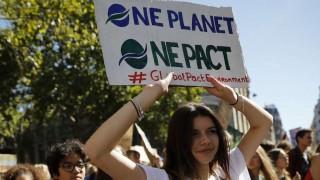Centenares de miles de estudiantes lanzan una huelga global contra el cambio climático | 180
