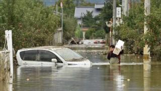 Al menos 56 muertos en Japón por el tifón, donde se prevén más lluvias | 180