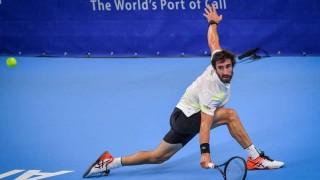 Pablo Cuevas fue eliminado en Amberes por Andy Murray | 180