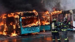 Chile paralizado ante las peores protestas desde el retorno a la democracia | 180