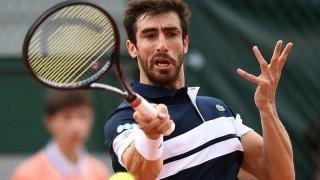 Wawrinka eliminó a Cuevas en la primera ronda de Basilea | 180