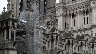 Riña entre los responsables de la reconstrucción de Notre-Dame de París | 180
