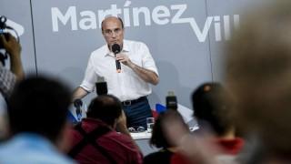 90.000 puestos de trabajo: la propuesta de Martínez y las críticas de Lacalle Pou | 180