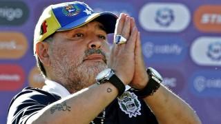 Maradona renunció como entrenador de Gimnasia y Esgrima La Plata | 180