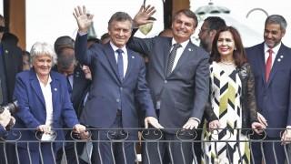 Bolsonaro marca el terreno del Mercosur, en espera de Fernández en Argentina | 180