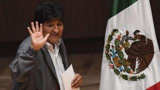 Evo Morales dejó México y partió hacia Cuba | 180