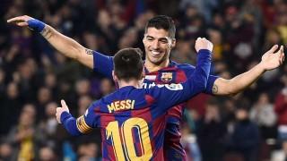 Suárez hizo uno de los mejores goles de su carrera | 180