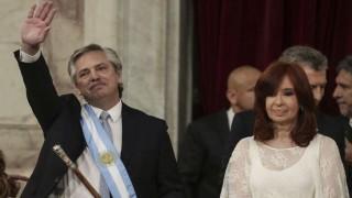 Las imágenes de la asunción de Alberto Fernández en Argentina | 180