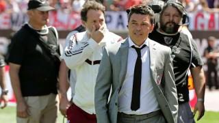 Gallardo dice que seguirá como entrenador de River Plate en 2020 | 180