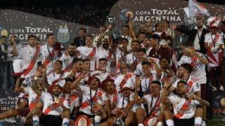 River derrotó a Central Córdoba y conquistó su tercera Copa Argentina | 180