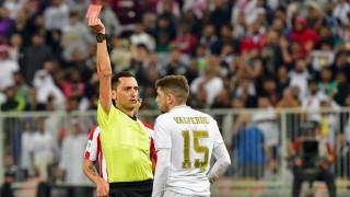 Fede Valverde sancionado con un partido por su expulsión en la Supercopa | 180