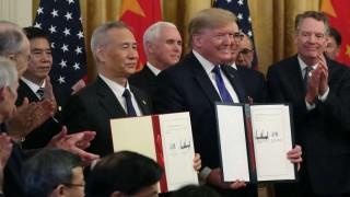 Las fases de las negociaciones comerciales entre China y Estados Unidos | 180