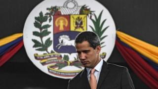 Guaidó burla prohibición de salida de Venezuela para reunirse con Pompeo | 180