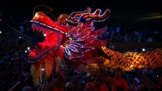 Las imágenes de la celebración del Año Nuevo chino en Montevideo | 180