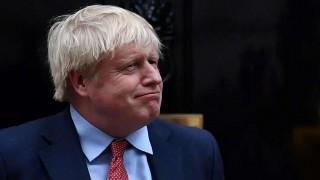 Boris Johnson firmó acuerdo de retirada de la UE | 180