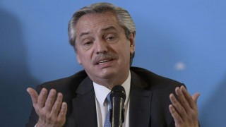 Fernández confirmó que no viene a la asunción de Lacalle Pou | 180