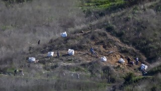 Recuperados los nueve cuerpos del accidente en el que murió Kobe Bryant | 180