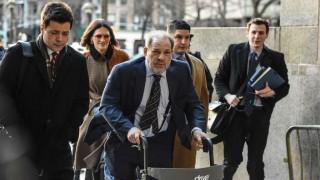 ¿Culpable o inocente? El jurado decide la suerte de Harvey Weinstein | 180