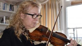 Violinista interpreta a Gershwin mientras le extirpan un tumor cerebral | 180