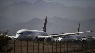 Asfixiada por la pandemia, aerolínea LATAM pide acogerse a ley de bancarrota en EEUU | 180