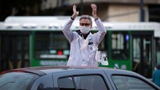 Médicos argentinos en alerta ante causas judiciales por contagio de covid-19 | 180