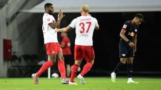 Entrenadores alemanes piden que se pueda celebrar un gol | 180