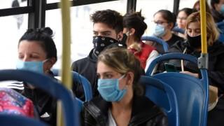 Multa de 630 pesos por no usar tapaboca en los ómnibus de Montevideo | 180