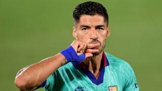 Suárez llega a 194 goles con el Barcelona | 180