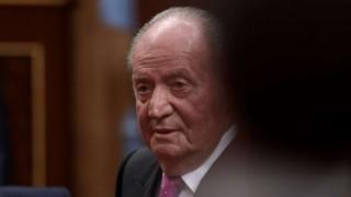 El rey emérito español Juan Carlos, en sus horas más bajas | 180