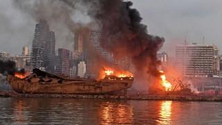 Las imágenes de la destrucción en Beirut | 180