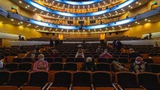 Función del Coro Nacional marcó la reapertura del Auditorio del Sodre | 180