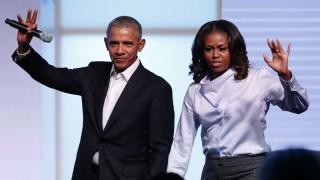 Los Obama darán discursos en momentos clave de la convención demócrata | 180