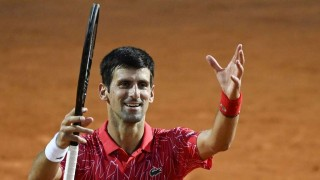 Djokovic logra su quinto título en Roma | 180
